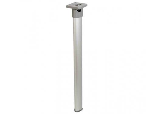 Pied de table pliant ultra léger 67.5cm
