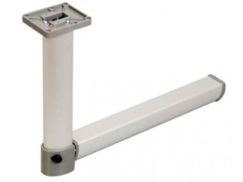 Pied de table pliant centrale ultra léger 67.5cm