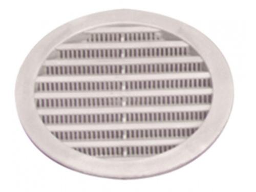 Grille de ventilation 14.5 cm blanc
