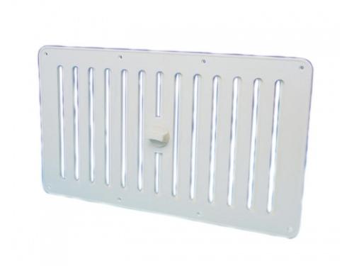 Grille de ventilation intérieur 25 x 7cm