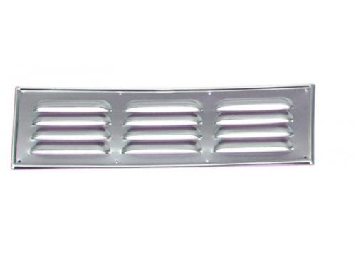 Grille de ventilation aluminium 36 x 11.5 cm