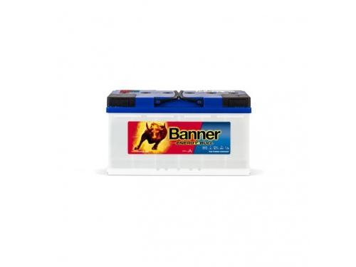 BATTERIE DÉCHARGE LENTE BANNER ENERGY BULL 955 01  12V 60 AH