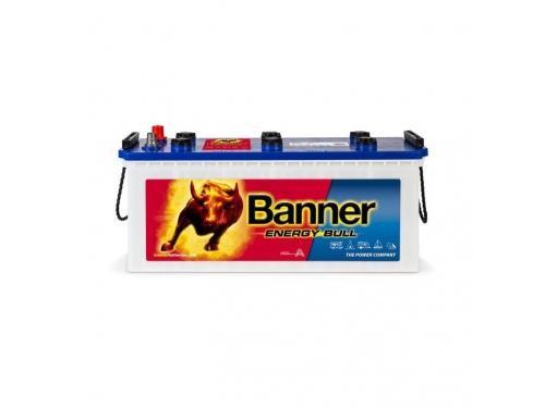 BATTERIE DÉCHARGE LENTE BANNER ENERGY BULL 960 51  12V 130 AH