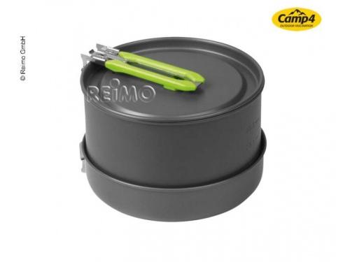 Batterie de cuisine aluminium