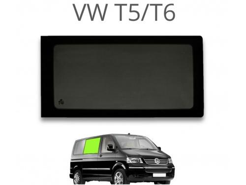 Vitre fixe porte latérale Droite Volkswagen Transporter T5 T6