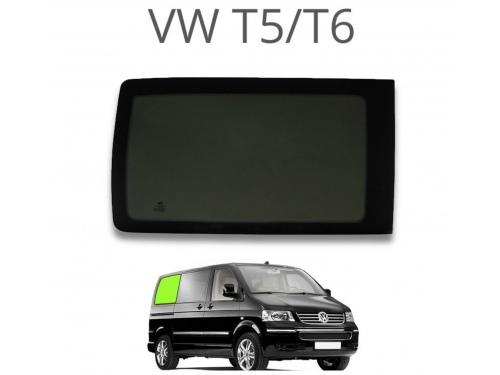 Vitre panneau arrière droit L1H1 Volkswagen Transporter T5 T6