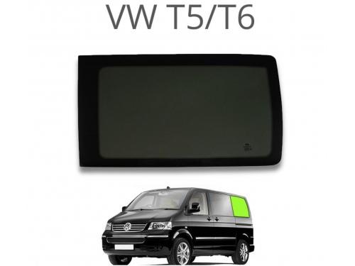 Vitre panneau arrière gauche L1H1 Volkswagen Transporter T5 T6