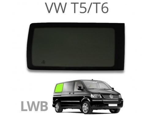 Vitre panneau arrière droit L2H1 Volkswagen Transporter T5 T6
