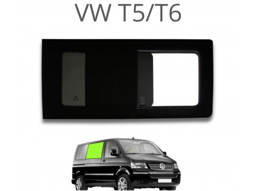 Vitre ouvrante porte latérale Volkswagen Transporter T5 T6
