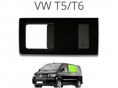 Vitre ouvrante panneau latérale gauche Volkswagen Transporter T5 T6