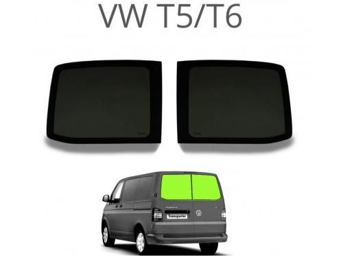 Vitres portes arrières Volkswagen Transporter T5 T6