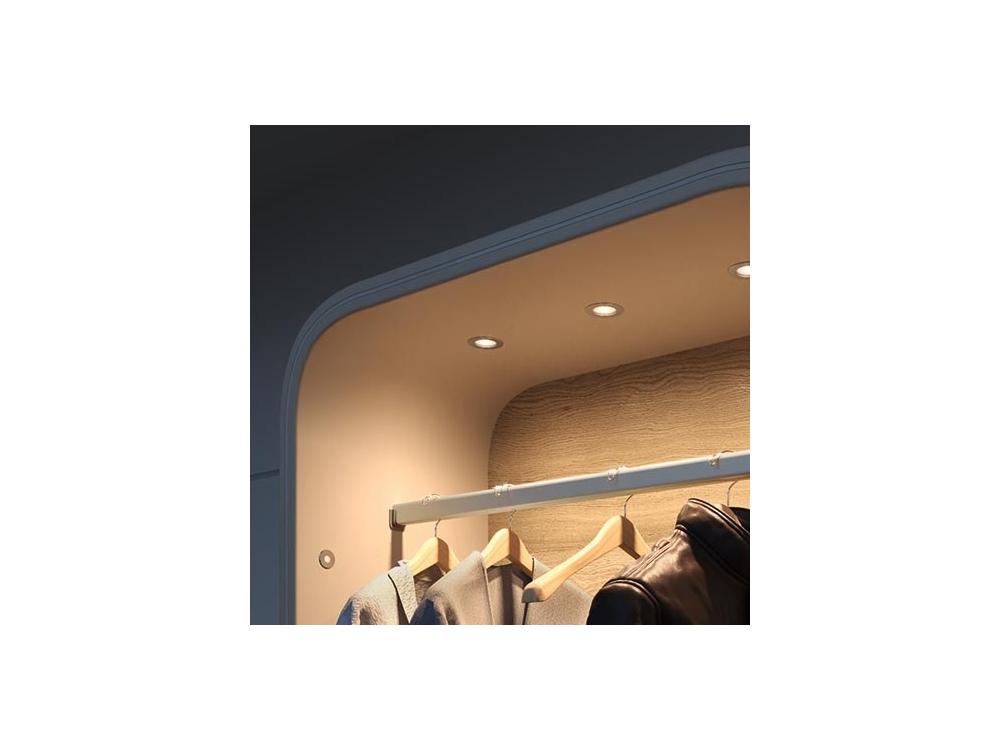 spot clairage led 12v aluminium. Black Bedroom Furniture Sets. Home Design Ideas