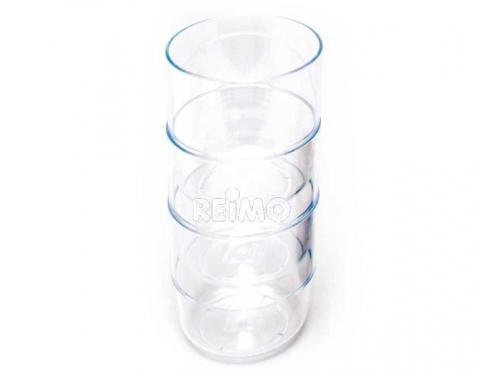 Set de 4 verres à eau / Jus de fruit