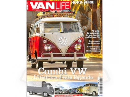 "Van Life ""Hors serie"" Combil VW"