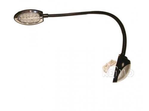 Lampe de lecture cokpit 12 LED 12V