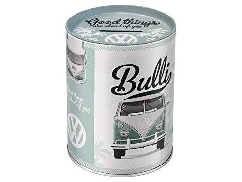 Tirelire en métal collection Volkswagen Bulli