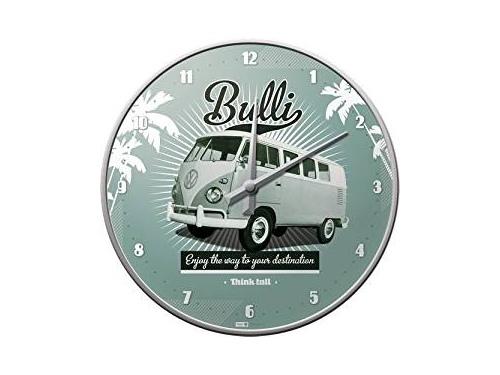 Horloge murale collection Volkswagen bulli