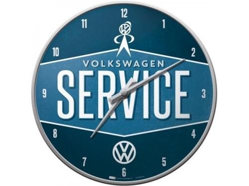 Horloge murale collection Volkswagen service