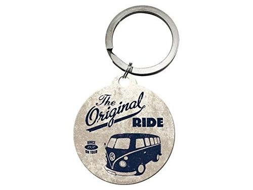 Porte clé rond Volkswagen Collection The Original Ride