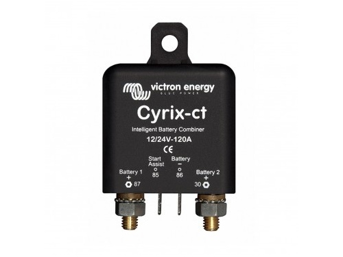 Coupleur de batterie CYRIX-CT 120A intelligent combiner - Victron Energy