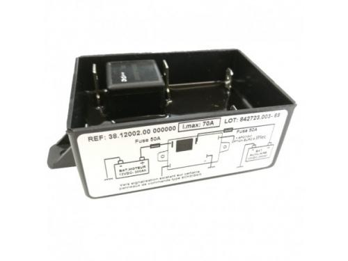 Coupleur / Séparateur Scheiber 300Ah 70A
