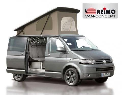 Toit relevable Volkswagen T5 - T6 court (L1H1) Easy Fit avant blanc