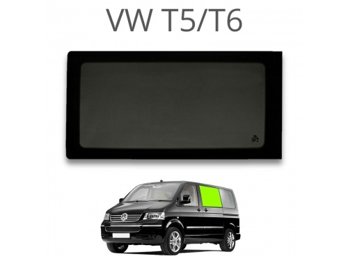 Vitre fixe latérale gauche Volkswagen Transporter T5 T6