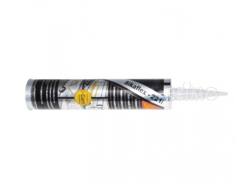 Colle mastic Sikaflex 221i 300 ml Noir