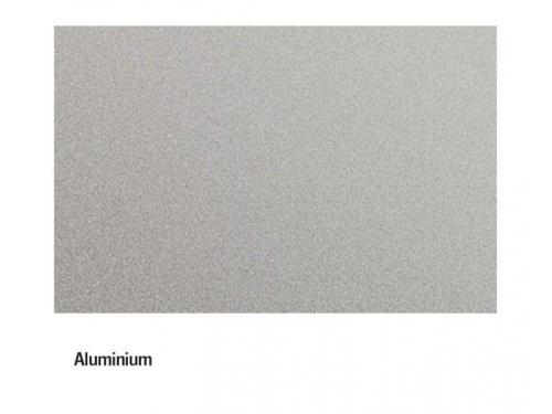 Feuille de meuble autocollante - Aluminium