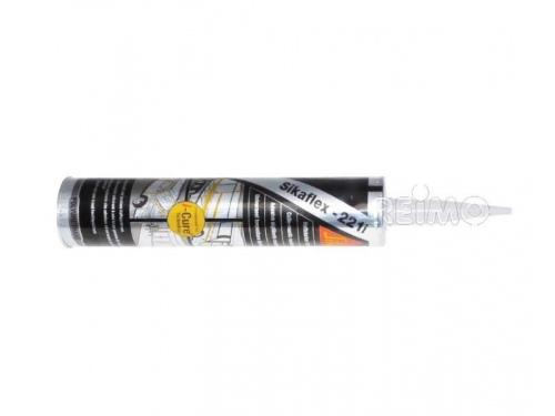 Colle mastic Sikaflex 300 ml Gris