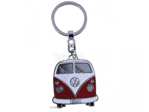 PORTE CLE VOLKSWAGEN COLLECTION ROUGE