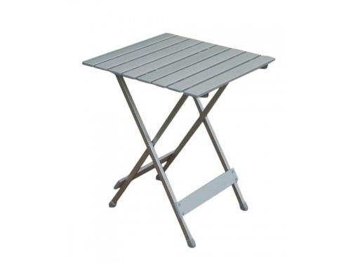 Table pliante Luxury aspect bois ebene