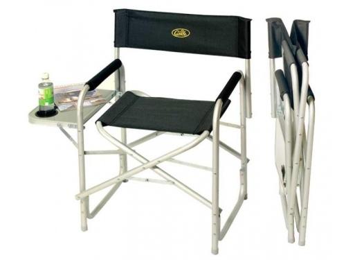 Chaise de camping avec dossier rabattable ALFARO