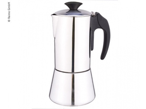 Cafetière italienne 6 tasses deluxe