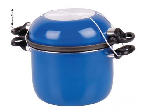 Popotte aluminium 5 poêles et casseroles