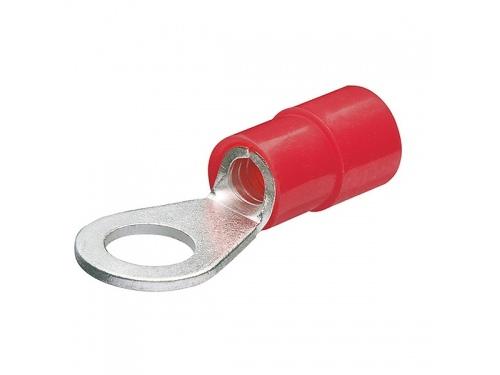 Cosse ronde électrique Rouge