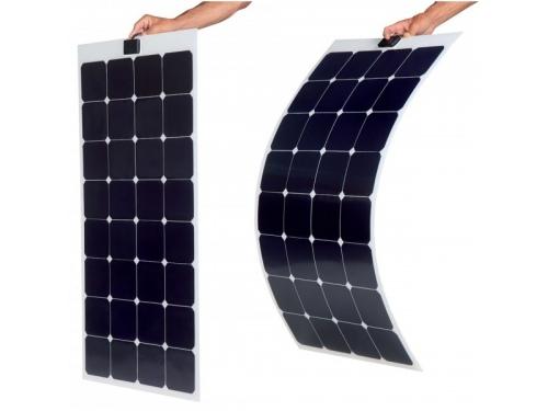 PANNEAU SOLAIRE SOUPLE HPFLEX 130 Watts. ENERGIE MOBILE