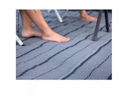 Tapis de sol en caoutchouc pour cabine Volkswagen Transporter T5 ou T6