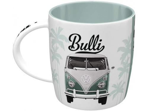 Mug Tasse Rouge Volkswagen Collection Décor Combi Split Bulli