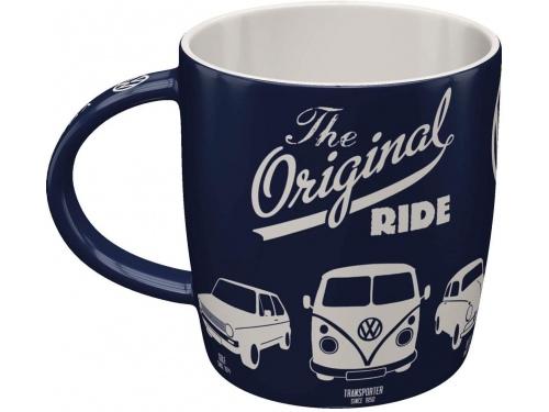 Mug Tasse Nostalgic Art. Volkswagen Collection Original Ride