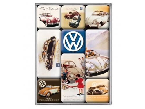 Aimants Nostalgic Art Volkswagen Beetle