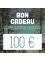 Bon d'achat de 100€ CAMPERWOOD