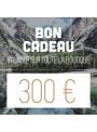 Bon d'achat de 300€ CAMPERWOOD
