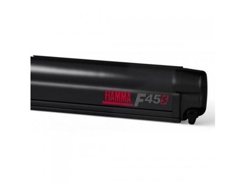 Store de toit Fiamma F45s Boitier Noir (Deep black) 260cm