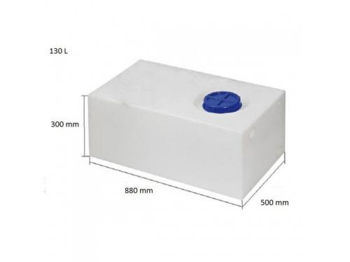 Réservoir rigide eau potable 130 l