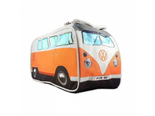 Trousse de toilette retro en forme du VW T1, le Bulli