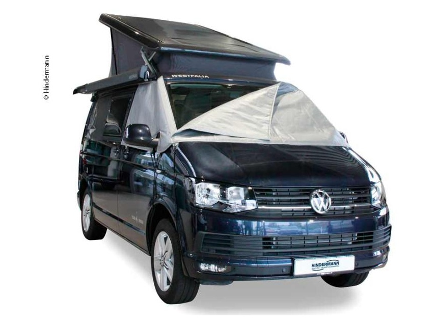 Volkswagen Transporter T5 / T6. Isolant thermique alu  pour Espace arrière Chassis Long L2H1
