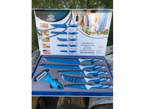 Coffret 5 couteaux de cuisine et éplucheur