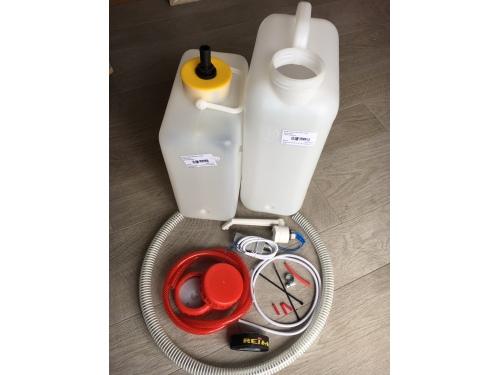 Kit mise en eau simple