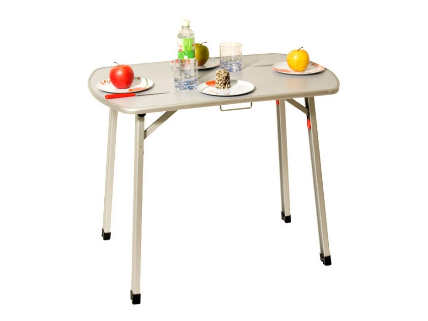 Table de camping 90 x 60 cm